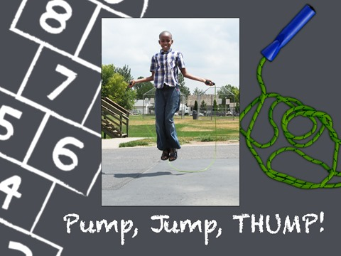 Pump, Jump, Thump!