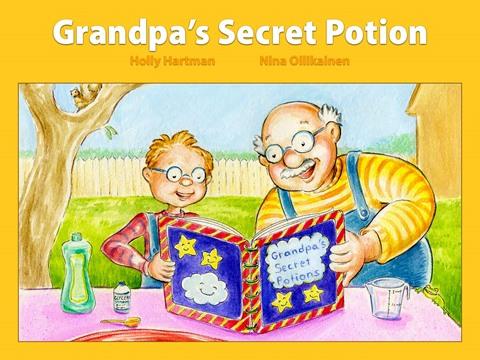 Grandpa's Secret Potion on